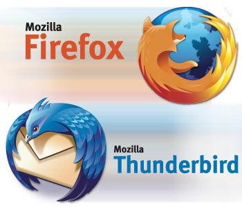 Modzilla Firefox et Thunderbird