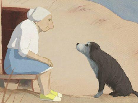 Louise en hiver, film d'animation français de Jean François Laguionie