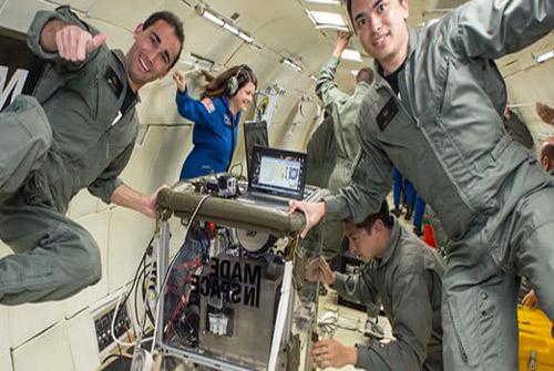 Imprimante 3D utilisée dans la station spatiale de la NASA