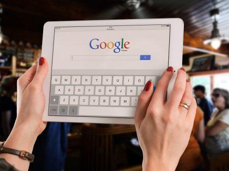 la recherche internet sur google moteur de recherches